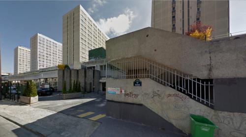 Rue de Bellevue (Paris, France)