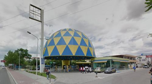 Gas station (Tirana, Albania)
