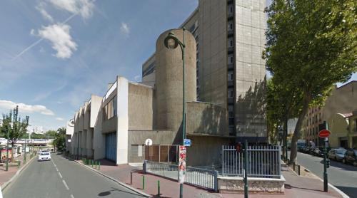 Tour INSEE (Malakoff, France)