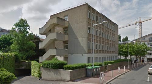 Centre des Finances Publiques (Issy Les Moulineaux, France)