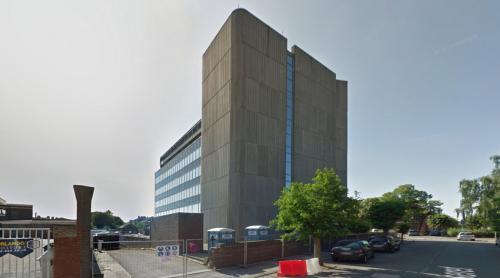 Police station Mons/Quévy (Mons, Belgium)