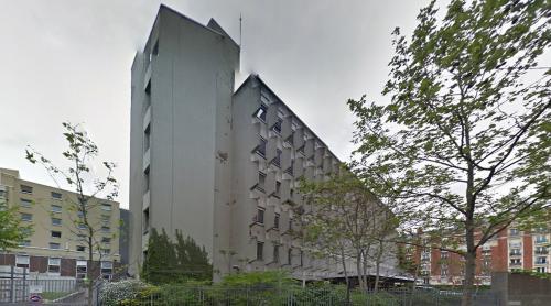 Hôpital Tenon (Paris, France)