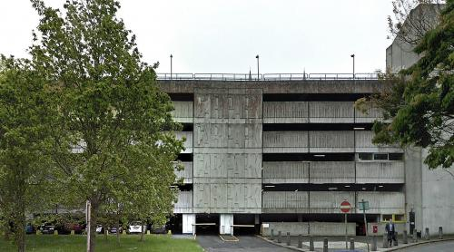 Highcross Car Park (Truro, United Kingdom)