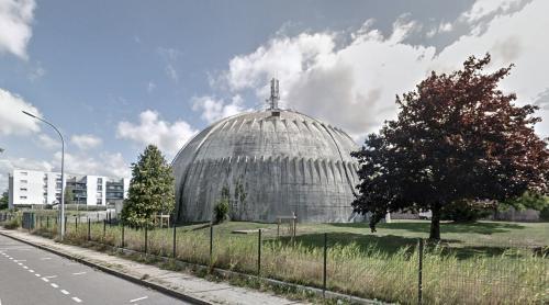Unknown structure (Saint-Nazaire, France)